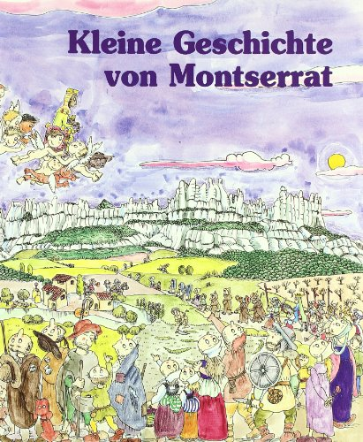 9788483343081: Kleine geschichte von Montserrat