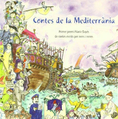 9788483345665: Contes de la mediterrània