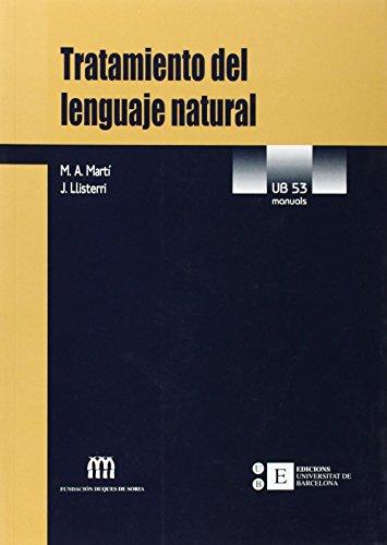Tratamiento del lenguaje natural / Natural Language