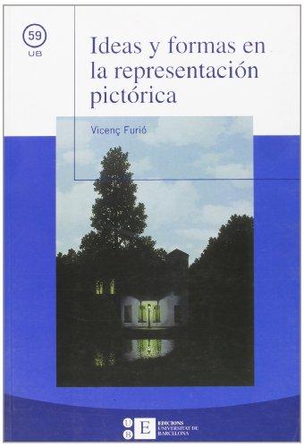 9788483383650: Ideas y formas en la representación pictórica