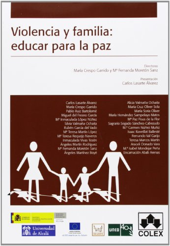 9788483423752: Title: VIOLENCIA Y FAMILIA:EDUCAR PARA LA PAZ