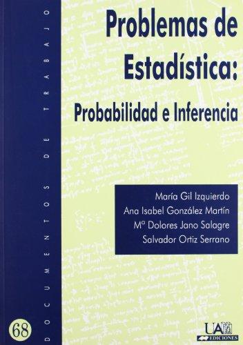 Problemas de Estadística: Probabilidad e Inferencia (Documentos: Vv.Aa.
