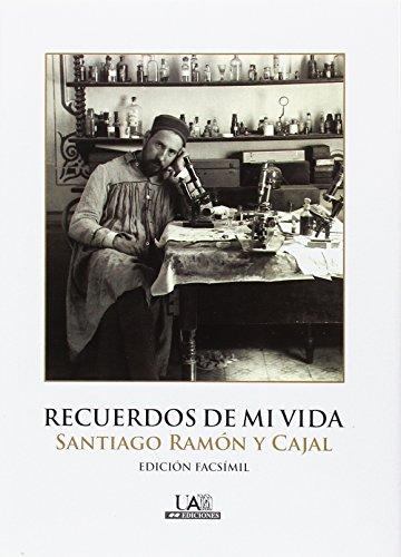 9788483445525: RECUERDOS DE MI VIDA