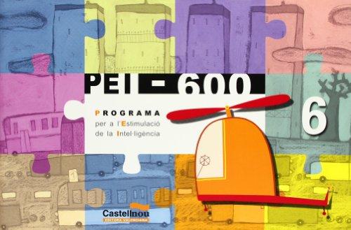 9788483450208: PEI-600 6 (PEI/KEI)