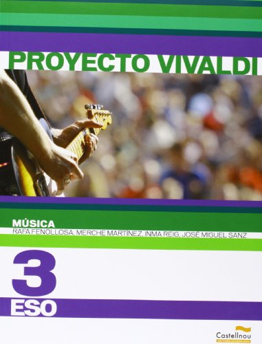 9788483452233: Música 3º ESO. Proyecto Vivaldi (Libros de texto) - 9788483452233