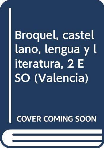 9788483453087: Broquel. Lengua Castellana Y Literatura. 2º ESO (+ CD)