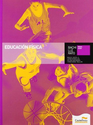 9788483453353: Educación Física. Bachillerato