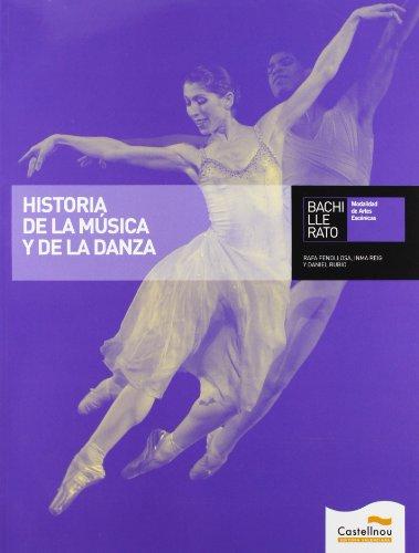 9788483453414: Historia de la música y la danza (L+CD) (Libros de texto)