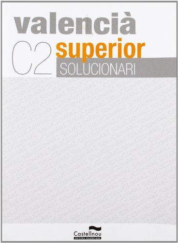 9788483454015: Solucionari Superior Valencia C2