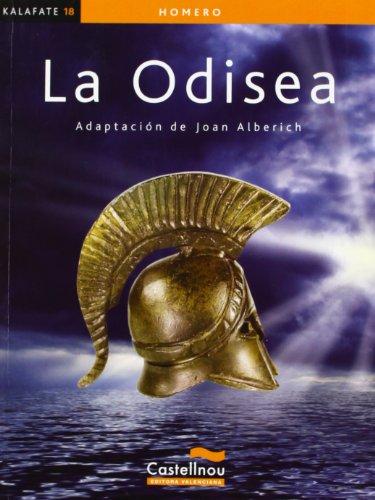 9788483454176: La Odisea (Colección Kalafate)