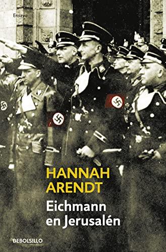 9788483460665: Eichmann en Jerusalén (Ensayo | Historia)