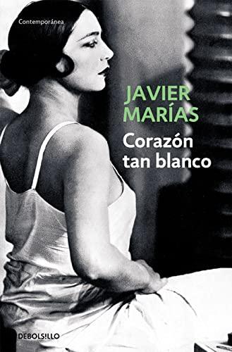 Corazon tan blanco: Marias Javier
