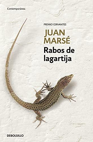 9788483462065: Rabos de lagartija (CONTEMPORANEA)