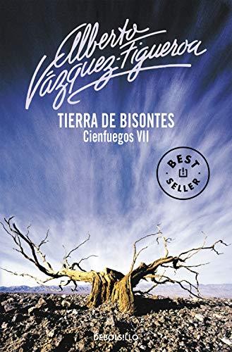 9788483462744: Tierra de bisontes. Cienfuegos VII (Spanish Edition)