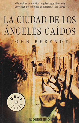 9788483463338: La ciudad de los angeles caidos / The City of Falling Angels (Spanish Edition)