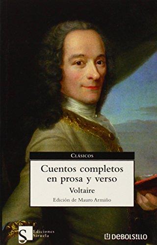 9788483464304: Cuentos completos en prosa y verso (CLASICOS)