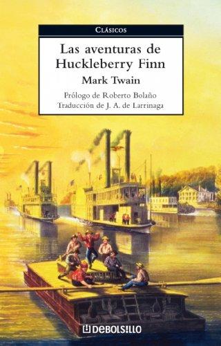 9788483464885: Las aventuras de Huckleberry Finn (CLASICOS)