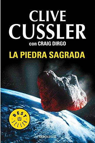 9788483465233: La piedra sagrada (Juan Cabrillo 2) (BEST SELLER)