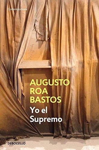 9788483465516: Yo el Supremo (CONTEMPORANEA)