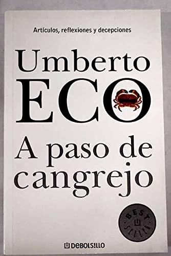 9788483465677: A paso de cangrejo (Spanish Edition)