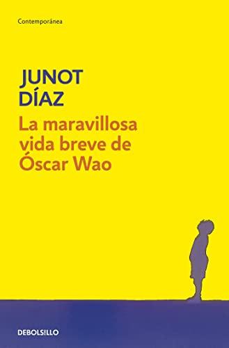9788483466094: La maravillosa vida breve de Óscar Wao