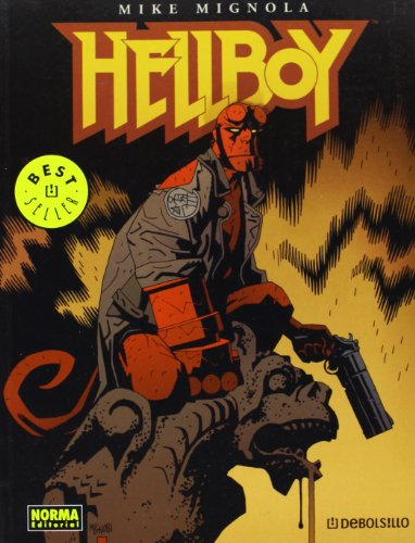 9788483468333: Hellboy (BEST SELLER)