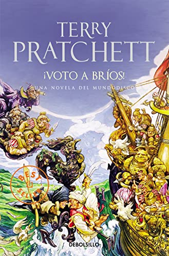9788483468401: Voto a brios!/ Jingo: Una Novela Del Mundodisco/ a Discworld Novel (Spanish Edition)