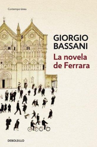 9788483468494: La novela de Ferrara (CONTEMPORANEA)