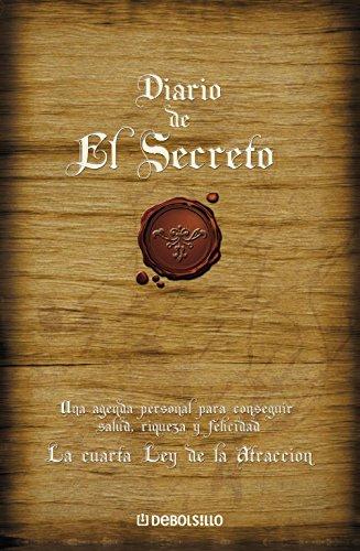 9788483468999: El diario de El Secreto: Una agenda personal para conseguir salud, riqueza y felicidad (DIVERSOS)
