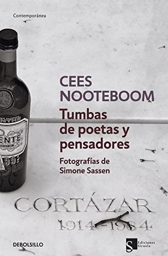 9788483469644: Tumbas de poetas y pensadores / Grave of Poets and Thinkers (Spanish Edition)