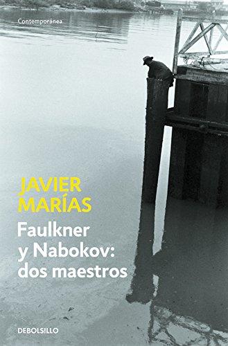 9788483469668: FAULKNER Y NABOKOV DOS MAESTROS (DEBOLSILLO)