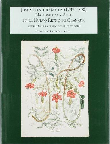 9788483470695: Naturaleza y arte en el nuevo reyno de Granada
