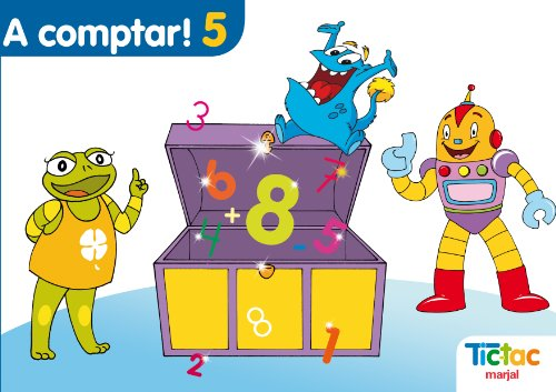 9788483481424: (VAL).(10).A COMPTAR! 5.(TIC-TAC) 5 ANYS (MARJAL)