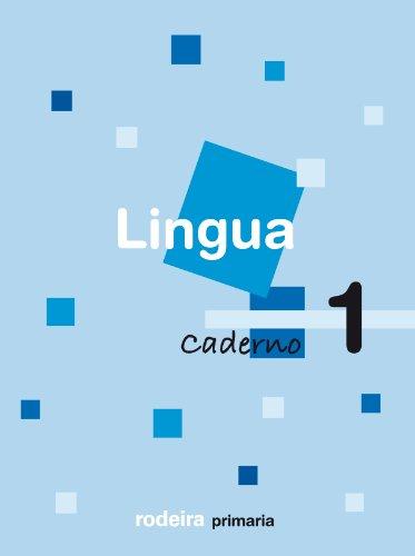 9788483490341: (G).(07).CADERNO LINGUA 1-1�.PRIM.(IMOS INDO)