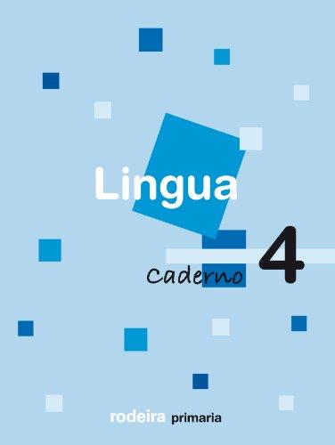 9788483490419: Caderno 4 Lingua - 9788483490419