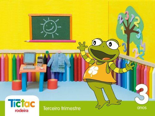 9788483491645: Tic Tac 3 Anos Terceiro Trimestre - 9788483491645