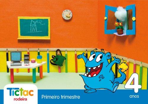 9788483491713: Tic Tac 4 Anos Primeiro Trimestre - 9788483491713
