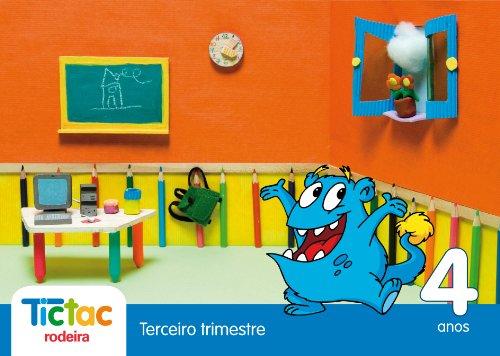 9788483491737: Tic Tac 4 Anos Terceiro Trimestre