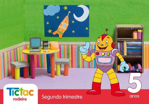 9788483491751: Proxecto Tic-tac, Educación Infantil, 5 anos. 2 trimestre - 9788483491751