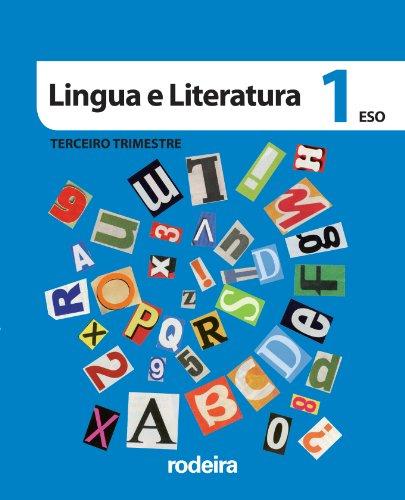 9788483492840: Lingua E Literatura 1Eso - 9788483492840