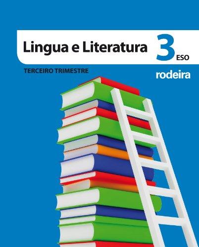 9788483492857: Lingua e literatura, 3 ESO - 9788483492857