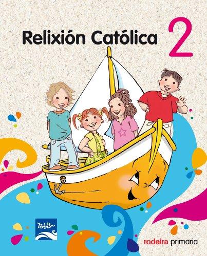 9788483492895: Proxecto Tobih, relixión católica, 2 Educación PriMaría, 1 ciclo - 9788483492895