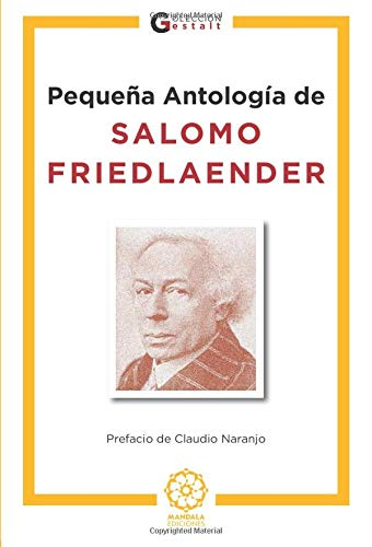 9788483520376: Pequeña Antología De S. Friedlaender (Spanish Edition)