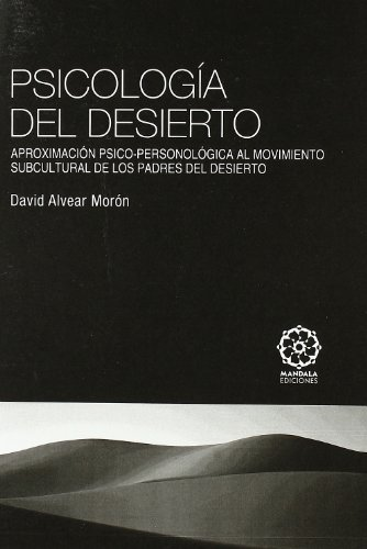 9788483521564: Psicologia del desierto