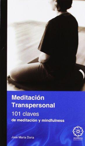 9788483526958: Meditación transpersonal