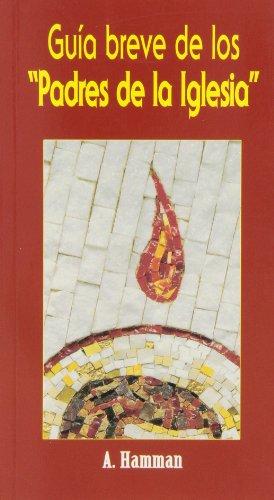 9788483530207: Guía breve de los Padres de la Iglesia (DICCIONARIOS