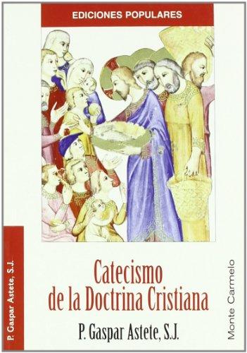 9788483531495: Catecismo de la Doctrina Cristiana (Ediciones Populares)