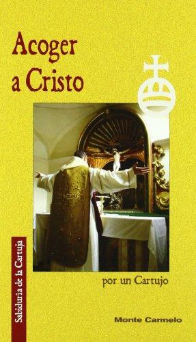 9788483531808: Acoger a Cristo