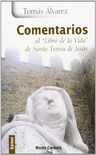 9788483532430: Comentarios al libro de la vida de Santa Teresa de Jesús