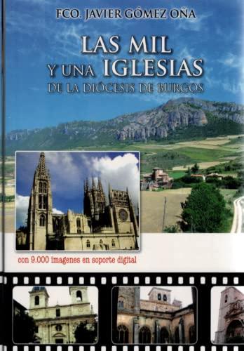 9788483533482: Mil y Una iglesias de La Diocesis De Bur